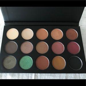 Morphe x Kathleen Light Eyeshadow Pallet